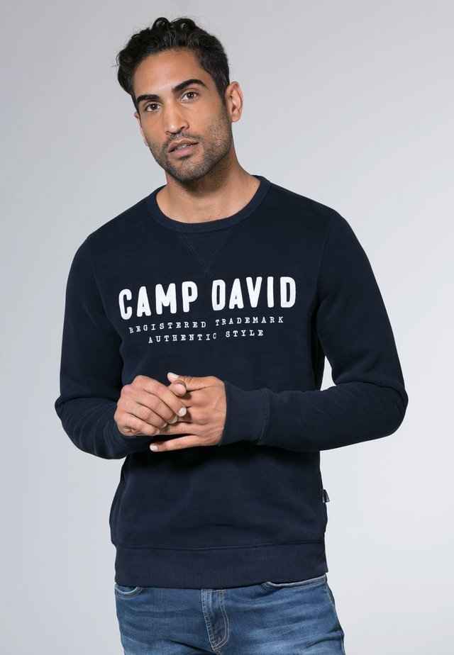 Sweatshirt - space navy