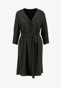 Vero Moda - VMGRACE - Denní šaty - peat - 5