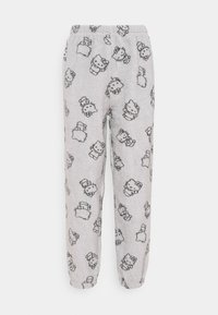 NEW girl ORDER - Tracksuit bottoms - grey - 0