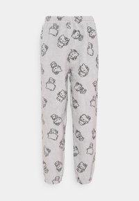 NEW girl ORDER - Pantalones deportivos - grey - 0