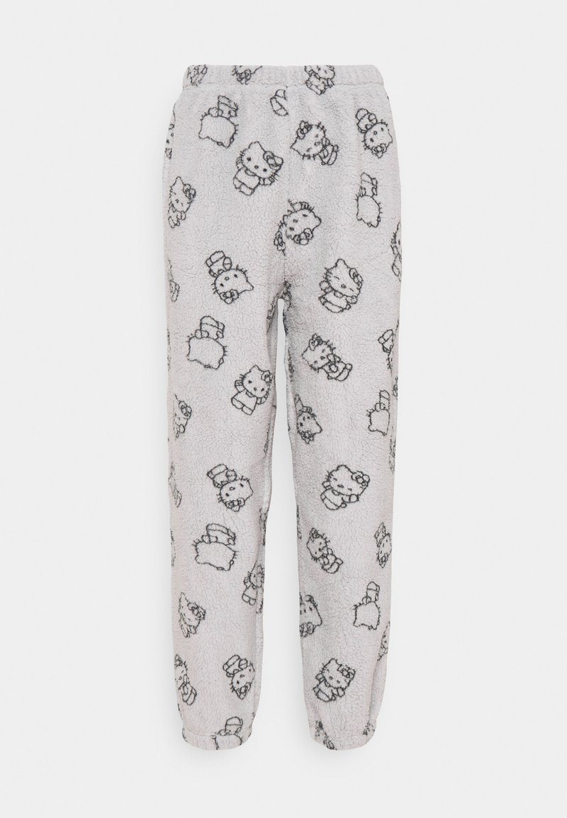 NEW girl ORDER - Tracksuit bottoms - grey