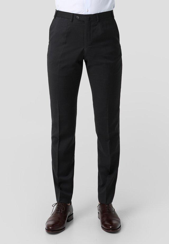 NOS CITY  - Pantalon de costume - grey