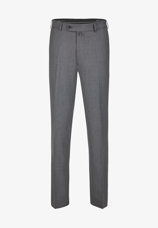 STYLE 26 - Suit trousers - grau