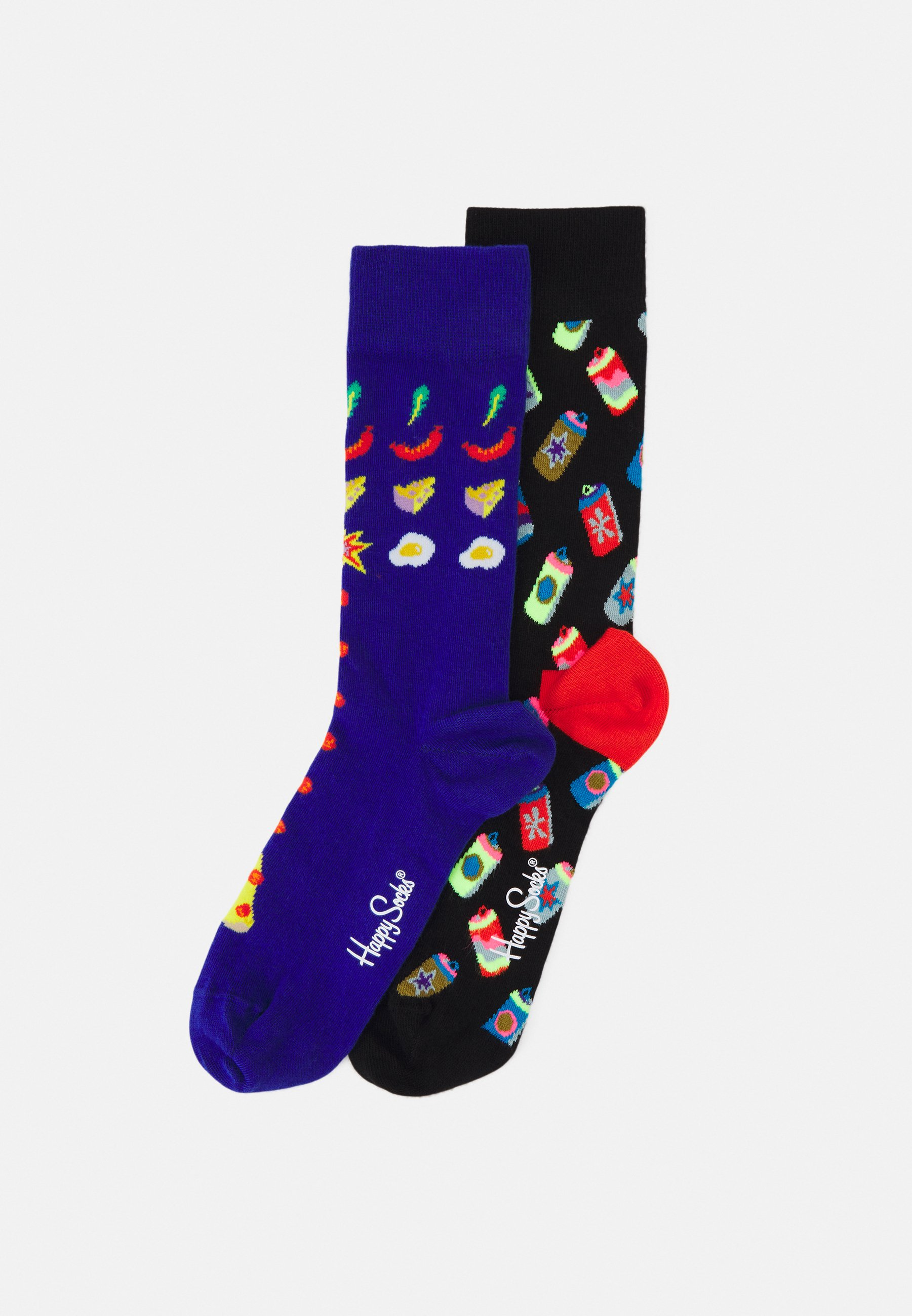 Femme FRIDAY NIGHT 2 PACK UNISEX - Chaussettes