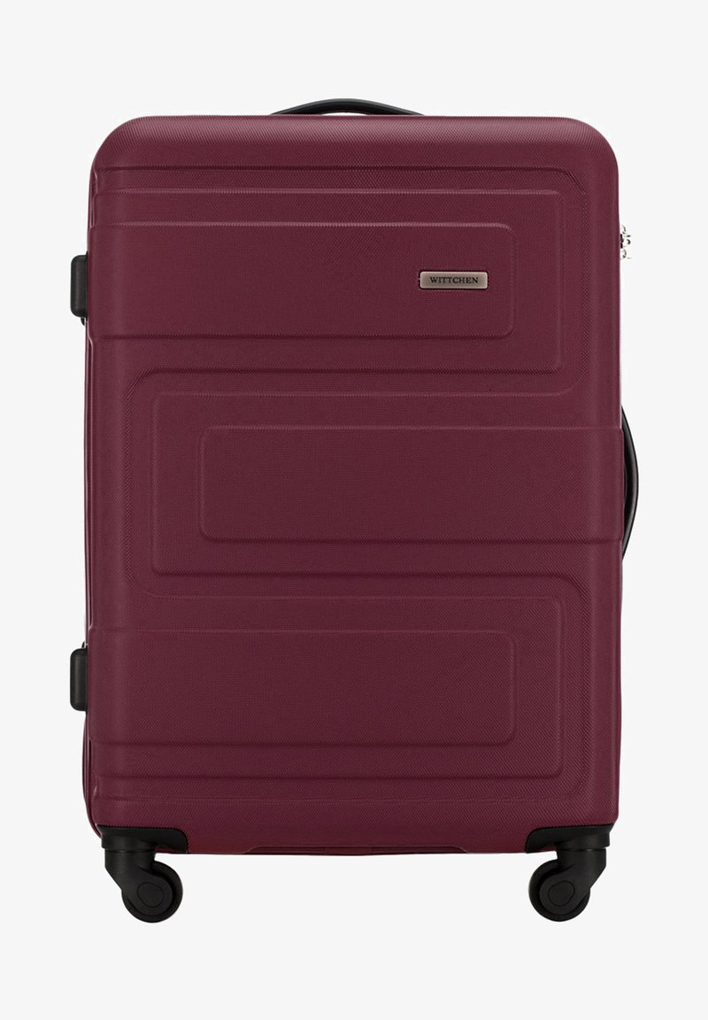 Wittchen - VIP COLLECTION - Wheeled suitcase - burgundy