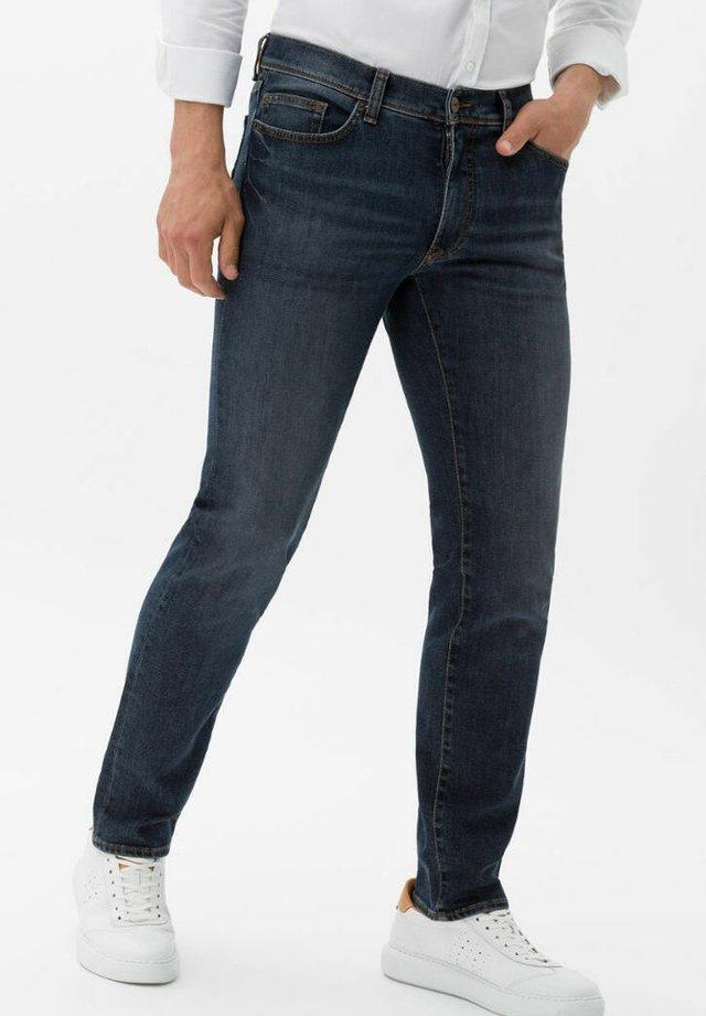 STYLE CADIZ - Jeans a sigaretta - dark blue used