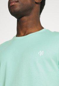 Marc O'Polo - SHORT SLEEVE - T-shirt basic - mint - 4