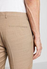 Viggo - OSTFOLD TROUSER - Kalhoty - brown - 3
