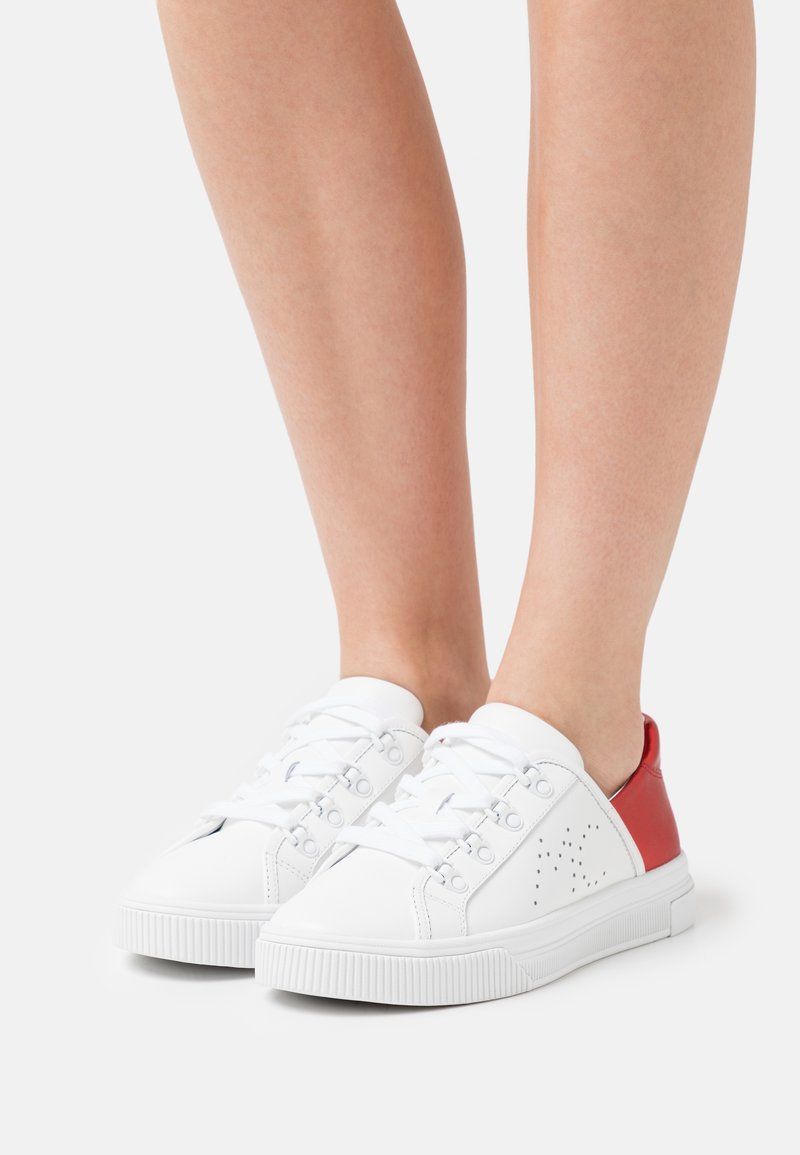 Marc Cain - Trainers - strawberry