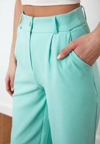 Trendyol - Pantalon classique - light blue - 4