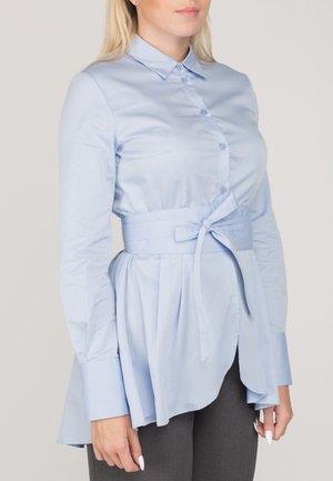 VELENCIA - Button-down blouse - blue