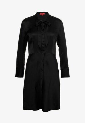 EMERA - Shirt dress - black