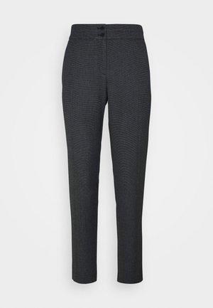 HIRANA - Trousers - black