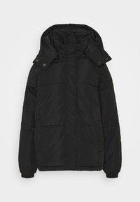 FILINA HOOD JACKET - Light jacket - black