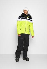 J.LINDEBERG - FRANKLIN  - Ski jacket - leaf yellow - 1