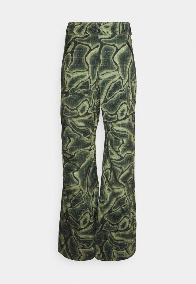 SOGN CARGO PANT - Skibukser - green