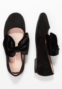 Friboo - Ballet pumps - black - 0