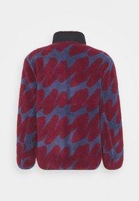 Obey Clothing - HENSE SHERPA JACKET - Fleece jacket - purple/multi - 1