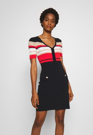 Shift dress - marine