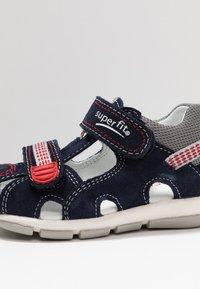 Superfit - FREDDY - Baby shoes - ocean - 2