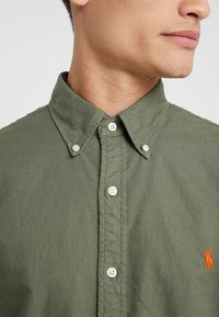 Polo Ralph Lauren - OXFORD - Hemd - supply olive - 4