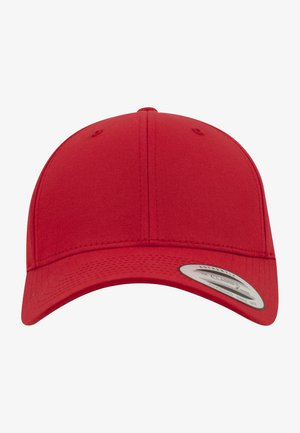CURVED CLASSIC SNAPBACK - Lippalakki - red