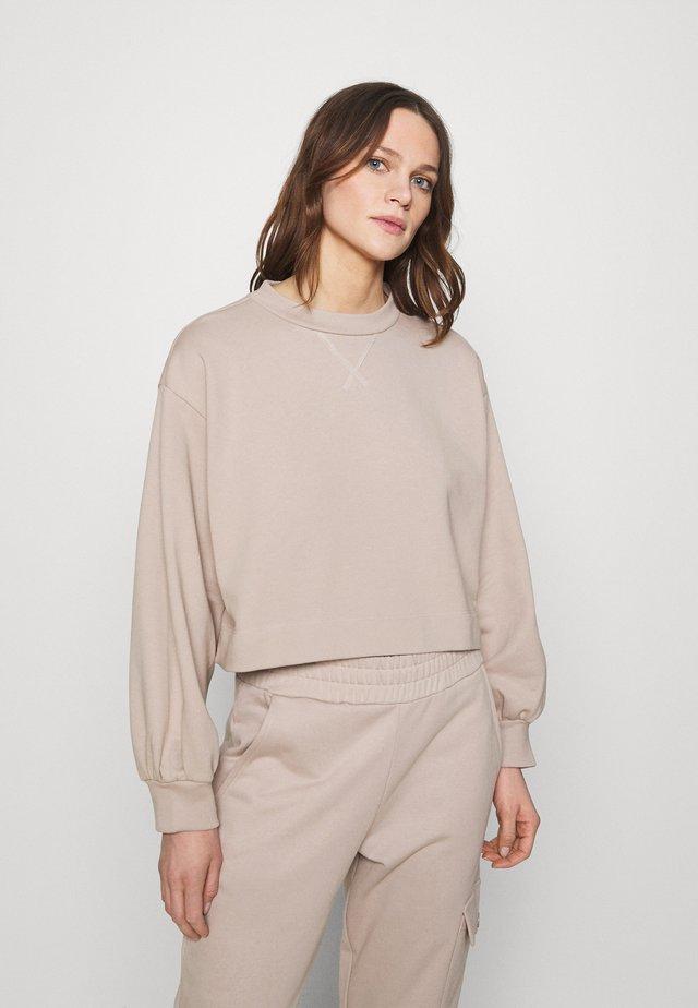 BARUSHKA - Sweatshirt - mushroom