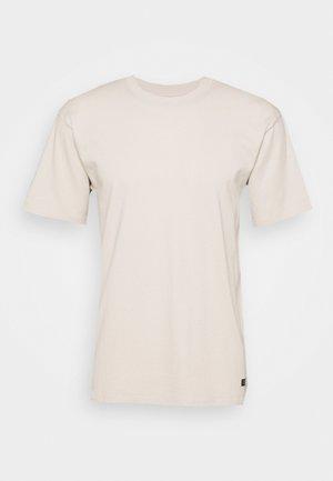 PLAIN SYNERGY UNISEX - T-Shirt basic - siver gray