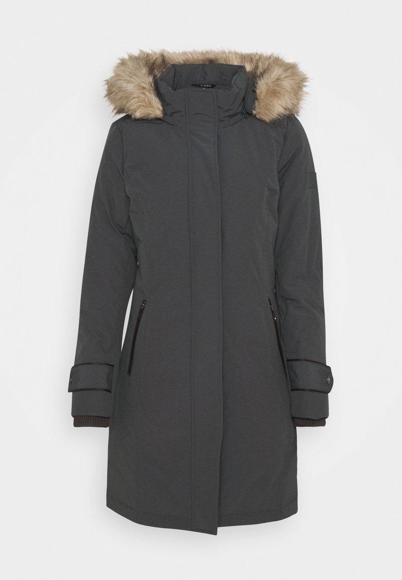 Lauren Ralph Lauren - COAT SLEEVE - Down coat - slate