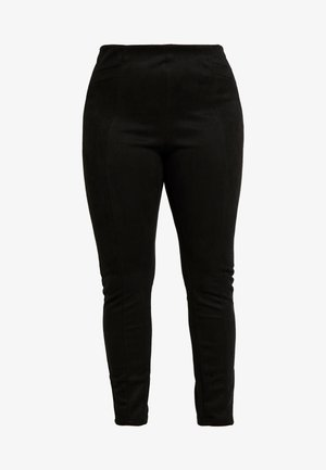 JRSASJA - Leggings - Trousers - black