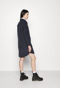 Pieces - PCPHOEBE DRESS - Day dress - ombre blue - 2