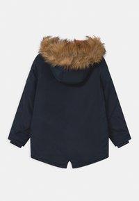 Lemon Beret - TEEN BOYS - Winter coat - dark blue - 1