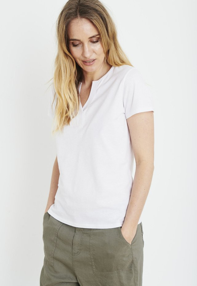 PZAMABELLA - Basic T-shirt - bright white