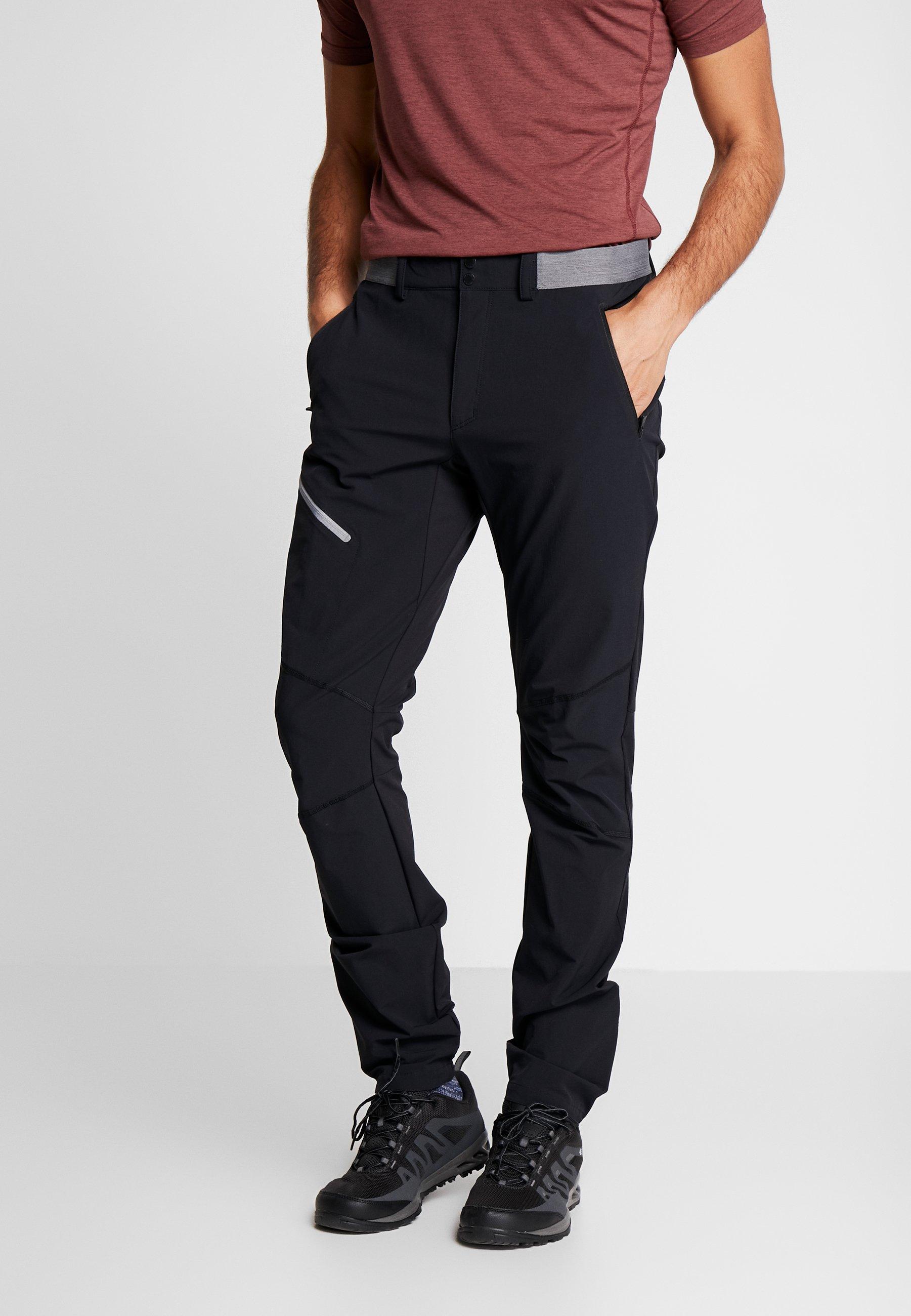 Men ME SCOPI PANTS II - Outdoor trousers - black