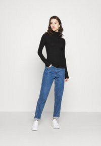 Nly by Nelly - CHUNKY TOP - Jumper - offblack - 1