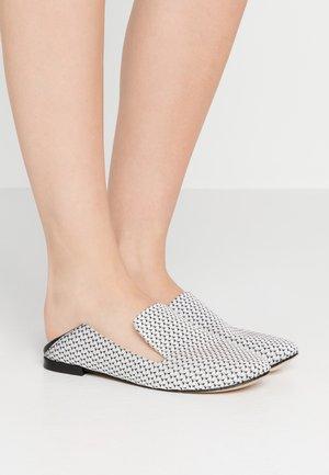 NAE - Nazouvací boty - noir