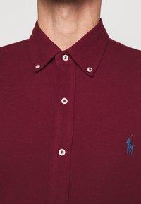 Polo Ralph Lauren - LONG SLEEVE - Skjorte - classic wine - 4