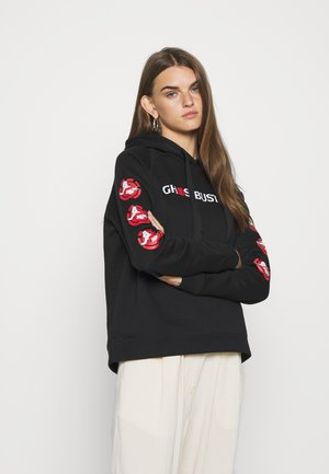 GHOSTBUSTERS X ELEMENT GHOST - Hoodie - flint black