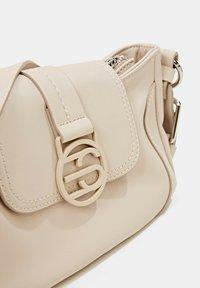 Esprit - FASHION BAGUETTE  - Handbag - light beige - 4