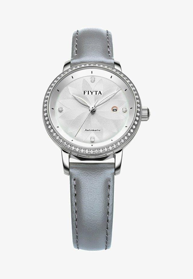 FLORIOGRAPHY AUTOMATIKUHR - Watch - silver