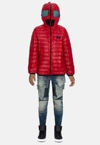 Cipo & Baxx - ADVENTURE - Down jacket - red - 0