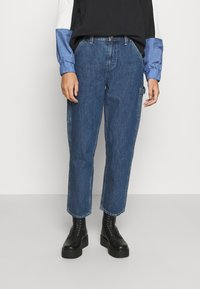 Levi's® - PAINTER BOY  - Jeansy Relaxed Fit - snooze ya lose - 0