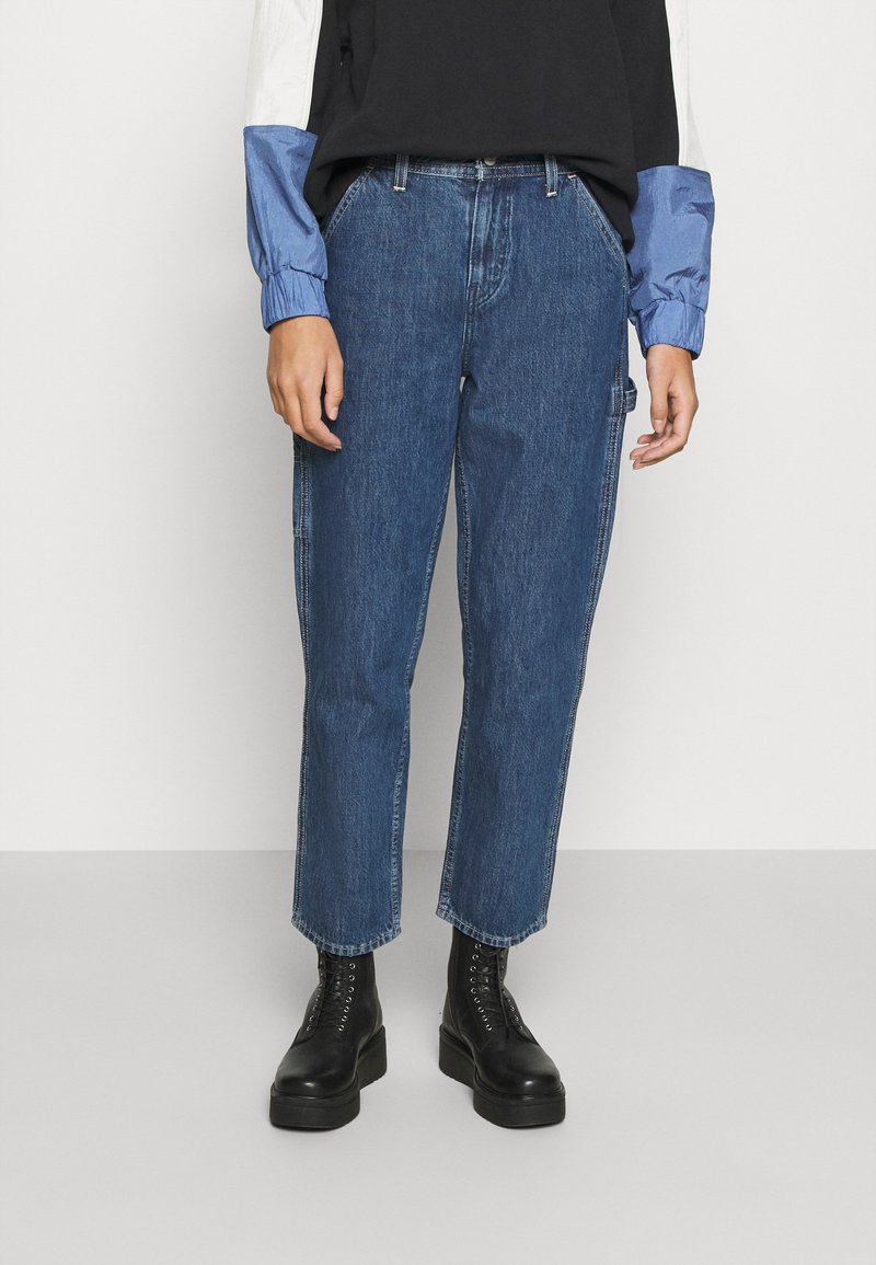 Levi's® - PAINTER BOY  - Jeansy Relaxed Fit - snooze ya lose
