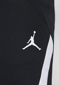 Jordan - AIR DRY PANT - Pantalones deportivos - black/white - 4