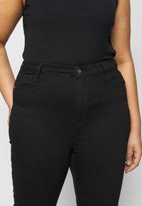 River Island Plus - Jeans Skinny Fit - black - 3