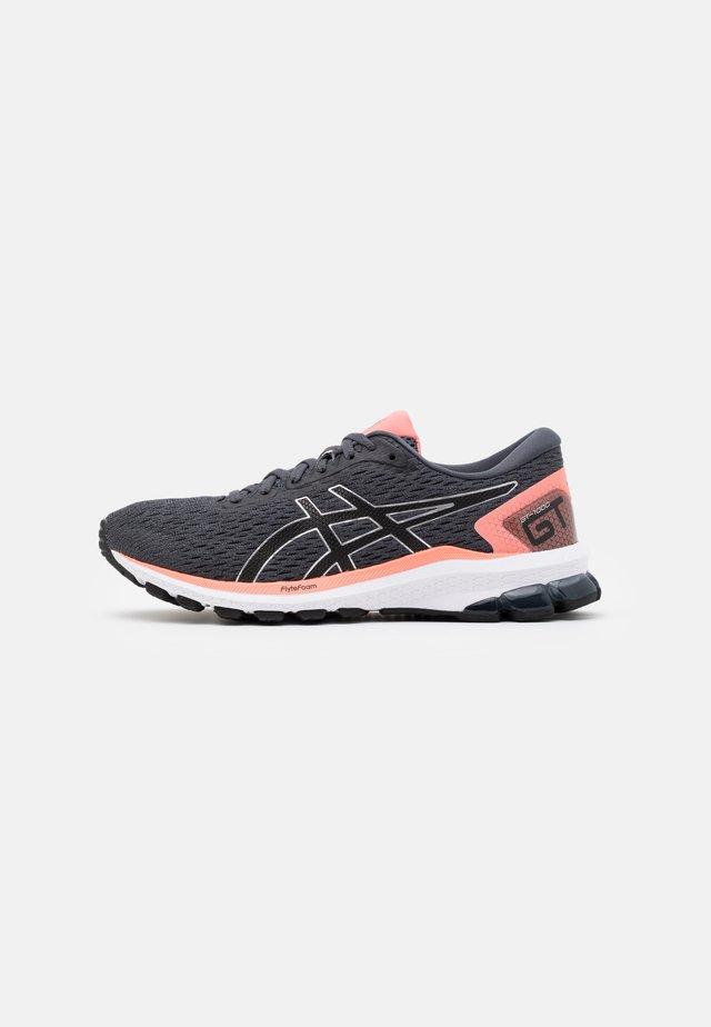 Stabilty running shoes - carrier grey/black