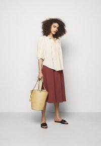 See by Chloé - A-line skirt - blushy tan - 1