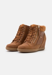 Anna Field - Ankle boots - cognac - 2