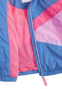 Next - COLOURBLOCK - Light jacket - blue - 3