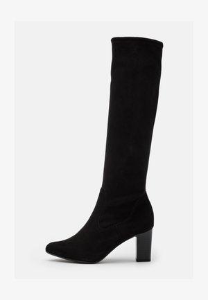 MONJA - Boots - schwarz